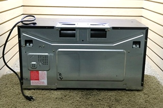 USED RV SHARP CAROUSEL R-1850A MICROWAVE/CONVECTION OVEN FOR SALE