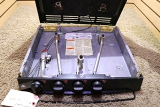 USED RV ATWOOD HIGH OUTPUT 3 BURNER COOK TOP C-A31BPN FOR SALE
