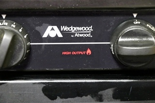 USED MOTORHOME R-W1731BGP WEDGEWOOD BY ATWOOD 3 BURNER OVEN FOR SALE