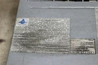 USED 35,000 BTU SUBURBAN SF-35 RV FURNACE FOR SALE