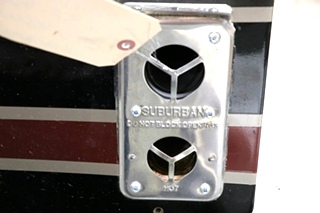 SF-42 SUBURBAN 40,000 BTU USED RV FURNACE FOR SALE