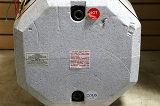 USED RV SW10DE SUBURBAN 10 GALLON WATER HEATER MOTORHOME PARTS FOR SALE