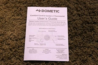 RV DOMETIC COMFORT CONTROL CENTER II 3314082.011 THERMOSTAT MOTORHOME PARTS FOR SALE