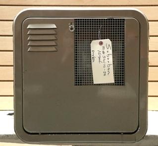USED MOTORHOME SUBURBAN SW10DE 10 GALLON RV WATER HEATER FOR SALE