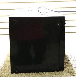 USED RV DOTRC17B DOMETIC MICROWAVE CONVECTION OVEN MOTORHOME APPLIANCES FOR SALE