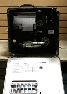 USED ATWOOD GE16 EXT RV WATER HEATER FOR SALE