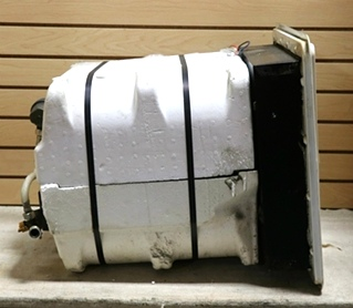 USED 10 GALLON ATWOOD GE16 EXT WATER HEATER MOTORHOME PARTS FOR SALE