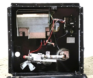 USED MOTORHOME GCH10A-4E ATWOOD WATER HEATER FOR SALE
