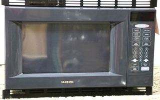 USED RV SAMSUNG MR7491G01 MICROWAVE OVEN FOR SALE