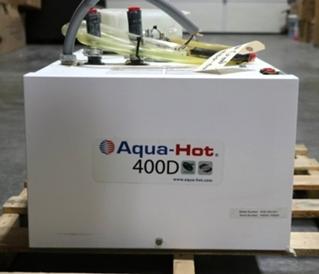 USED RV AHE-400-D01 AQUA-HOT HEATING SYSTEMS FOR SALE