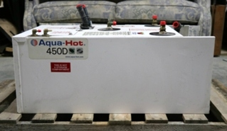 USED MOTORHOME AQUA-HOT AHE-450-DE4 HYDRONIC HEATING SYSTEM FOR SALE