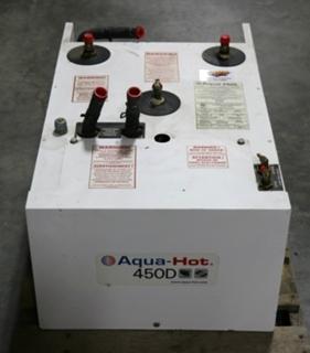USED MOTORHOME AQUA-HOT AHE-450-DE4 HYDRONIC HEATING SYSTEM FOR SALE