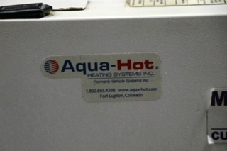 AQUA-HOT 450D USED RV AHE-450-DE1 HEATING SYSTEM FOR SALE