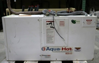 USED MOTORHOME AQUA-HOT 600-D AHE-600-D03 HEATING SYSTEM FOR SALE