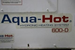 USED MOTORHOME AQUA-HOT 600-D AHE-600-D03 HEATING SYSTEM FOR SALE