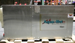USED RV AQUA-HOT AHE-100-025 HEATING SYSTEM FOR SALE